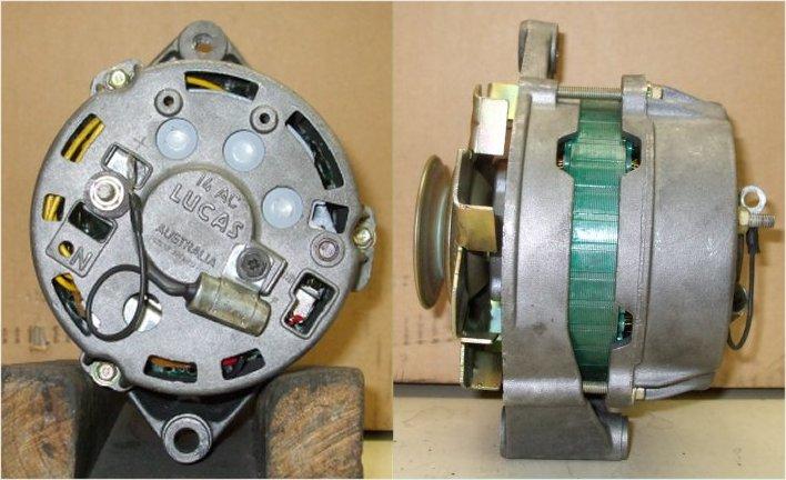 Alternator VERY CHEAP, automotive spare parts, on